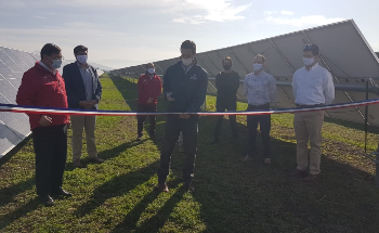Chile's Minister of Energy and the Mayor of the Metropolitan Region Join Verano Capital to Inaugurate New PMGD Solar Project