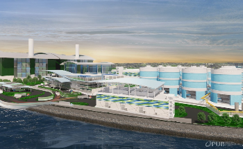 PUB, Singapore's National Water Agency Selects ABB to Automate World's Largest Membrane Bioreactor