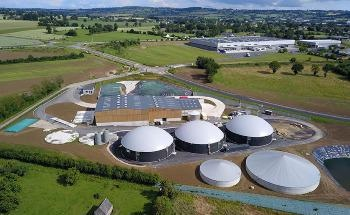 French Biomethane Plant of WELTEC BIOPOWER Goes Live 11-Million-Euro Project Welcomed by Population