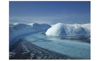 Microbes in Meltwater Stream Sediment Responsible for Greenland Melting