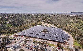 Flinders University Campuses Run on 100% Renewable Energy