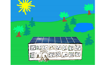 """Extensible Energy Selected for SVCE Grant to Transform a Traditional Solar School into a """"smart and resilient"""" Solar School"""