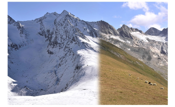Climate Change Triggers Abrupt Deviations in Mountain Ecosystems
