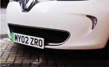 PayByPhone Welcomes New Government Green Number Plate Scheme