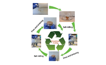 Biobased-Polymer Membrane is Suitable for Oil Spill Remediation