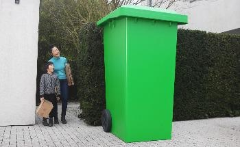 Bins Bulge as Lockdown Trends Compound Outdated Recycling System