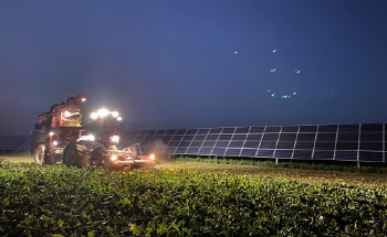 AMDA energía Selects Ideematec to Supply Solar Tracking Systems for 100MW Agri-PV Project Portfolio