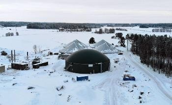 WELTEC BIOPOWER Builds Biogas Plant in Finland