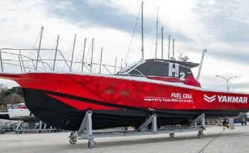 Yanmar Conducts Field Demonstration Test for Maritime Hydrogen Fuel Cell System
