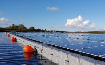Floating Solar Farms can Protect Lakes and Reservoirs from Climate Change