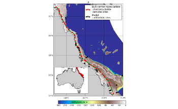 Artificial Ocean Alkalinization Could Offset the Acidification of the Great Barrier Reef