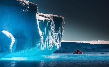 The Collapse of a Key Antarctic Ice Shelf is Accelerating
