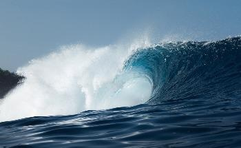 Energy Production at Mutriku Wave Farm Unaffected by Wave Force Increase