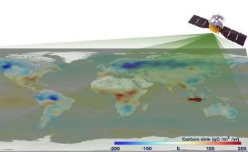 Chinese Satellite TanSat Observes and Reports Global Net Carbon Emissions