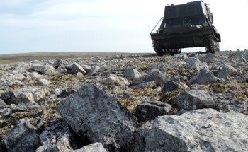 Study Investigates Carbon Release from Frozen Permafrost Post-2020 Heatwaves
