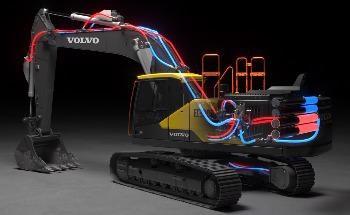 Groundbreaking Electro-Hydraulic System Wins Volvo Technology Award