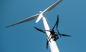 Sulzer Schmid and ENERTRAG Improve Blade Inspections with New Drone-Based Lightning Protection Testing Solution