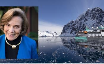 Aurora Expeditions Calls for Registrations of Interest for World-First Antarctic Climate Expedition in 2023 with 'Hero of the Planet' Dr. Sylvia Earle