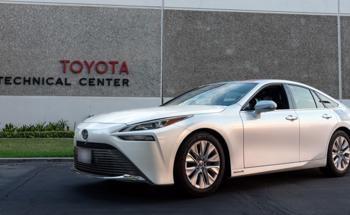 Toyota Mirai Sets a World Record with 845-Mile Zero Emission Journey