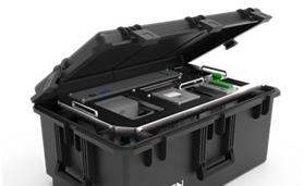 New pQA portable quadrupole analyser