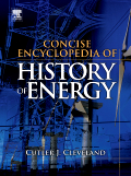Concise Encyclopedia of the History of Energy - Elsevier