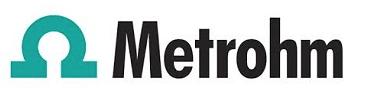 Metrohm AG logo.